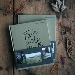 Fair Isle Weekend - Mary Jane Mucklestone SUOMI, Laine Publishing